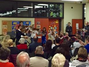 Violinenensemble