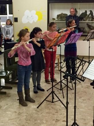Flötenquartett