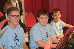 """Donauland Brass Band bei """"100 Jahre Volksheim"""""""