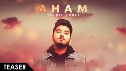 Goldie Sohel - AHAM (Aankhon Hi Aankhon Mein)