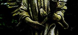 Ich bete an die Macht des Lebens. Foto: Hufner