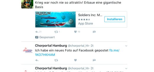 Kriegswerbung. Screenshot