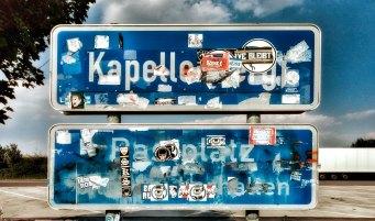 Rastplatz. Foto: Hufner
