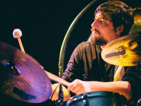 Musiker bei Shake Stew. Foto: Hufner