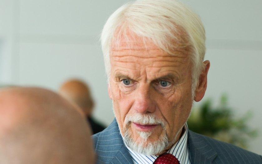 Wolfgang Börnsen. Beiratssprecher. Foto: Hufner