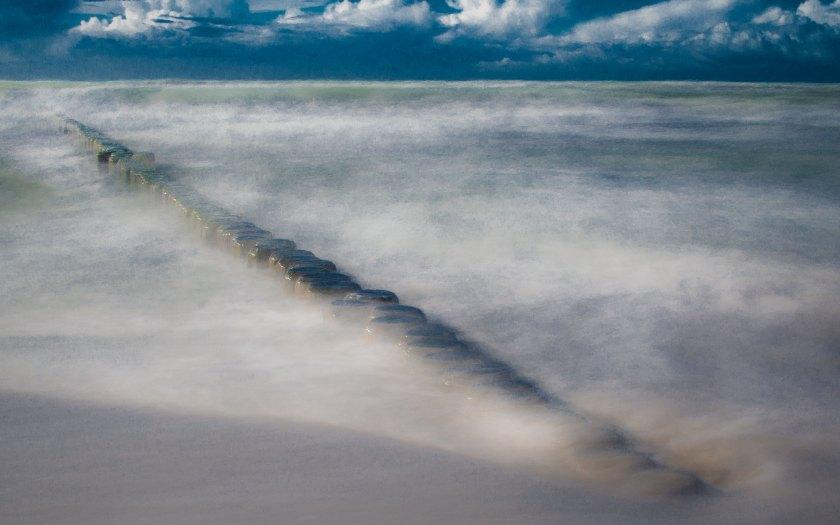 Das Meer als Urstoff. Foto: Hufner