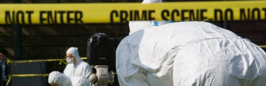 Crime Scene. Foto: Hufner