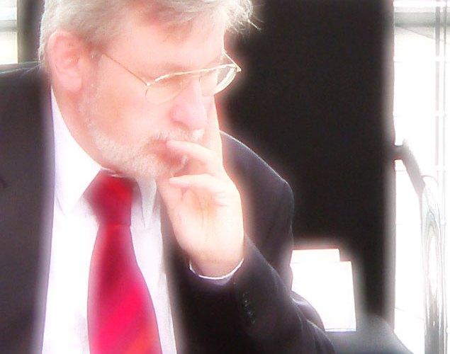 Johannes Grotzky. Foto: Hufner