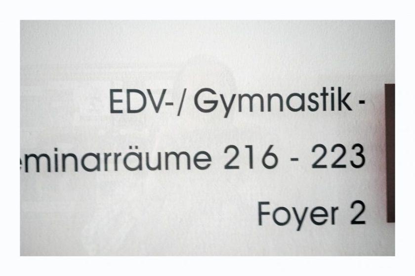 Gymnastik. Foto: Hufner