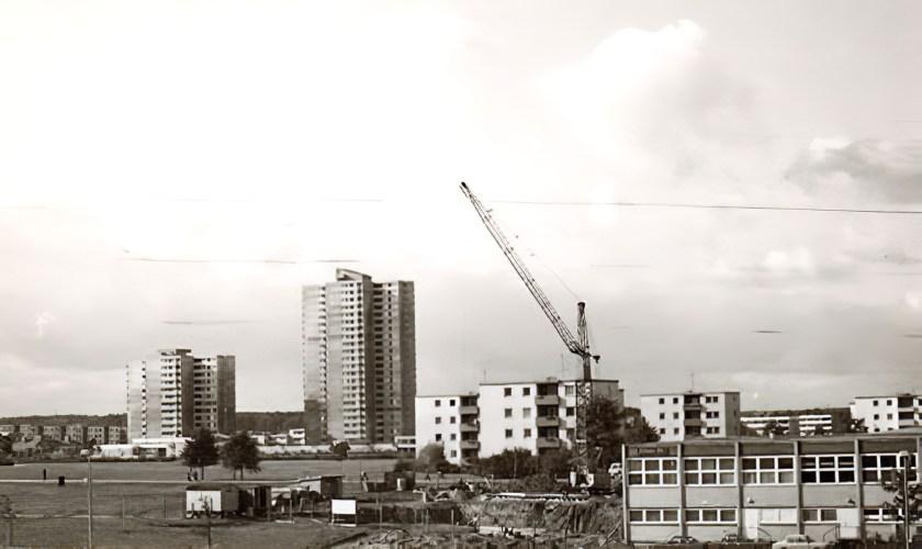 Detmerode. Foto: Martin Hufner (ca. 1978)