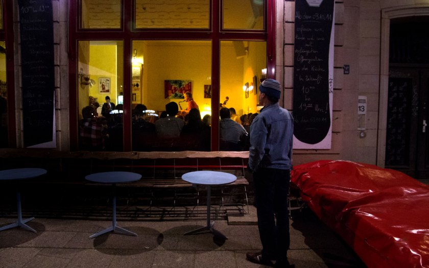 Die subventionierte Kunst im bequemen Elfenbeinturm. So sieht es Ulf Poschardt. Foto: Martin Hufner