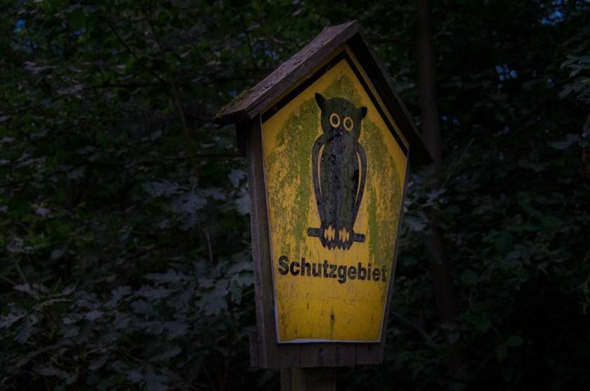 Schutzgebiet: Foto: Hufner