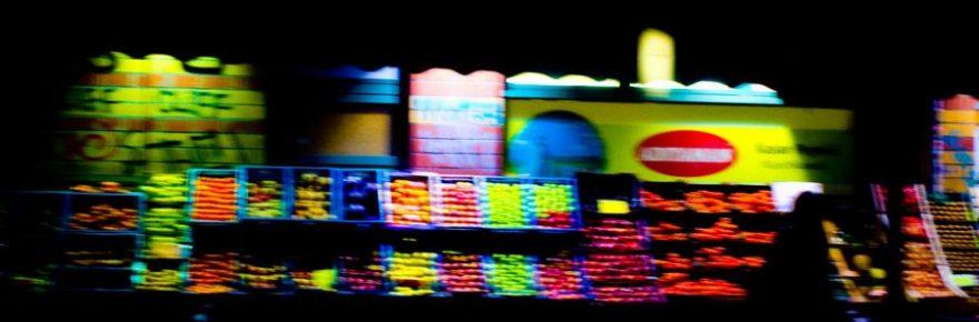 Supermarkt. Foto: Hufner
