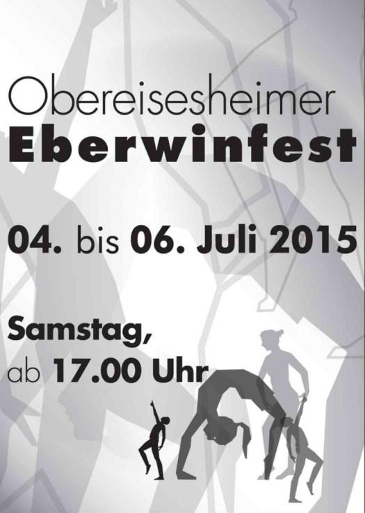 Eberwinfest 2015