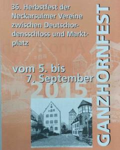 Ganzhornfest2015