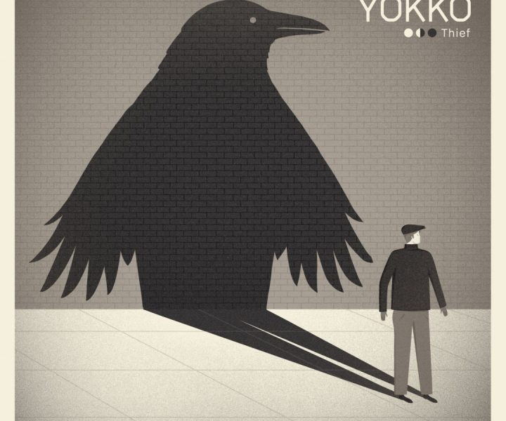 Thief, new single by alternative/indie/rock band YOKKO. Swiss band.