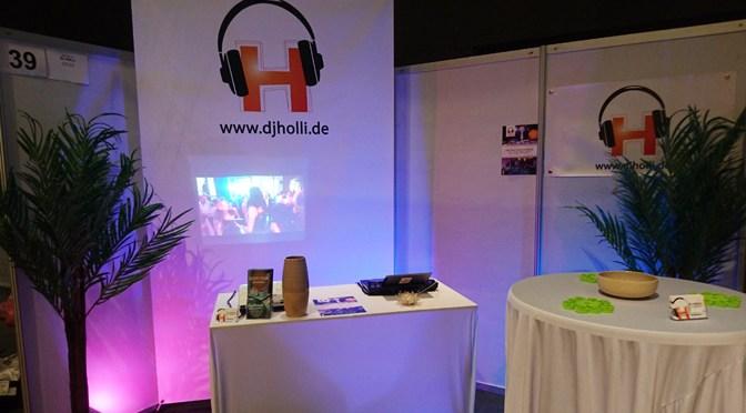 Hochzeitsmesse Hildesheim – DJ Holli – Stand-Nr. 39 !!! 14.1.2018