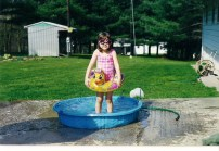 Obviously prepared for more than a kiddie pool.