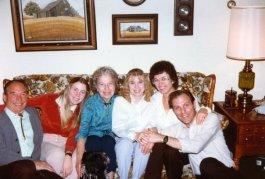 Graduation night, June 83. Yes, that'd be NINETEEN eight-three.