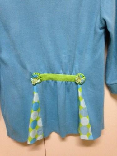 Blue jumper 3