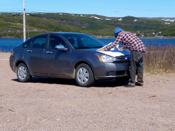 When in doubt, drive North - Red Bay, Labrador.