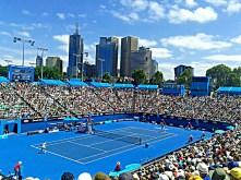 January: 2012 Australian Open