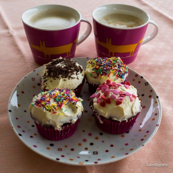 Cakes for Four, Coffee for Two.