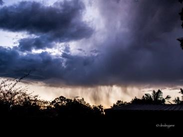 After Sunset Still Raining