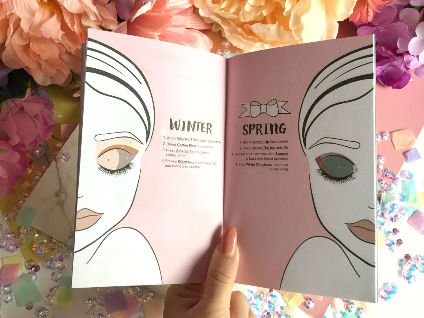 Too Faced Pretty Little Planner (4)