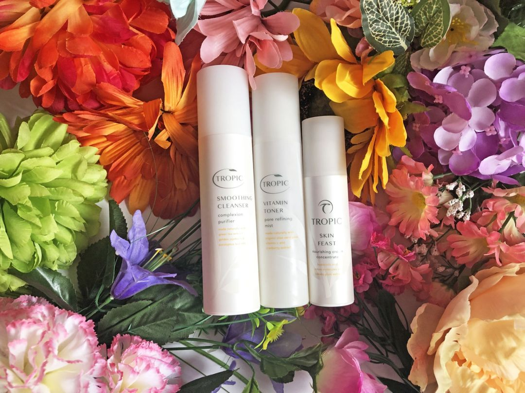 Introduction To Tropic Skincare Musings Of A Makeup Junkie