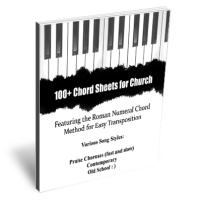 FREE Chord Sheets