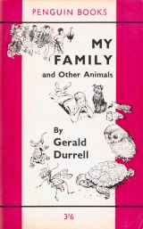 penguin-1399-c-durrell-my-family-other-animals