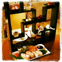 Japanese High Tea @ Sheraton Towers