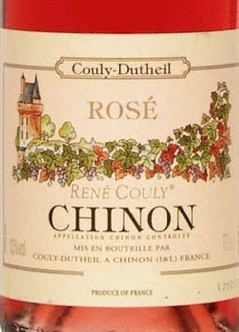 2013 Couly Dutheil René Couly Rosé, Chinon