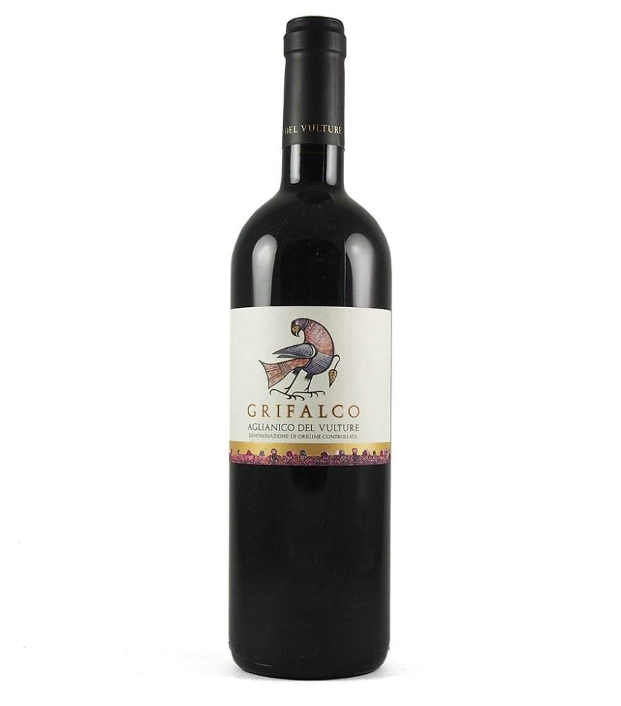 2011 Grifalco Aglianico del Vulture (2/2)