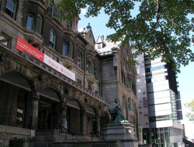 Quel est le prix au conservatoire McGill?