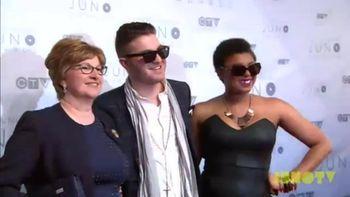 Patrick Lehman - Juno TV