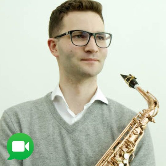 saxophone lessons toronto with Justin - The Annex
