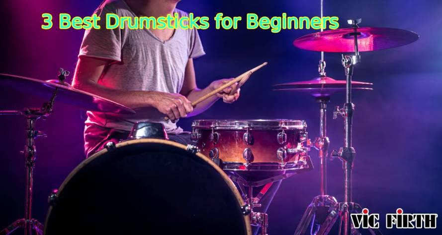 best drumsticks for beginners