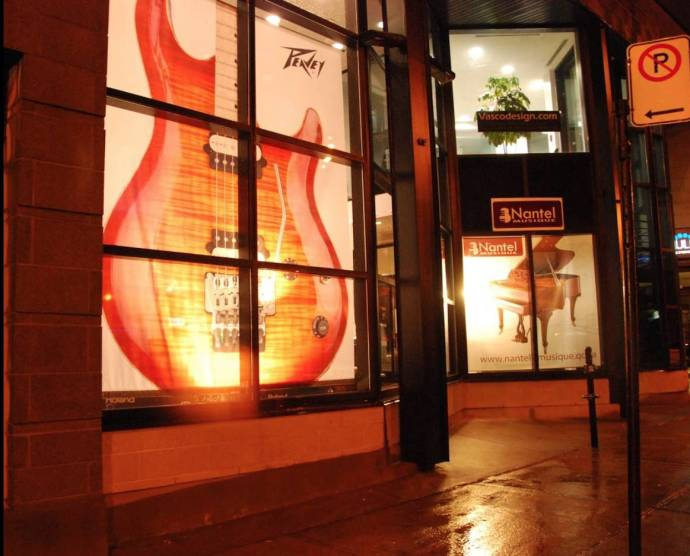 Nantel Music Store