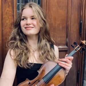Violin lessons with Jana in Montreal