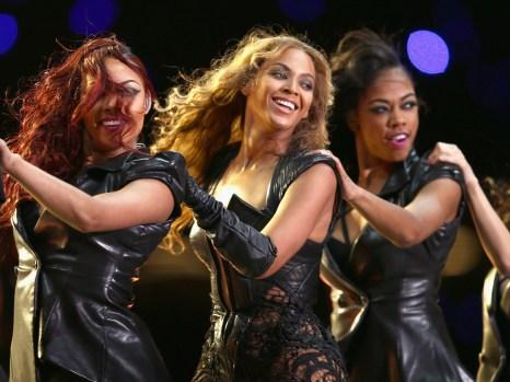 Beyonce Performance At Superbowl 2013