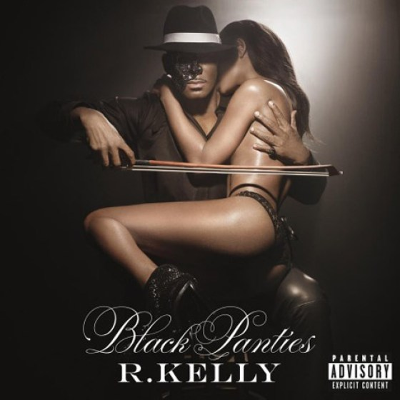 R. Kelly 'Black Panties' Album