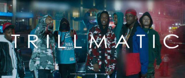 A$AP MOB Ft A$AP NAST & METHOD MAN – 'TRILLMATIC'