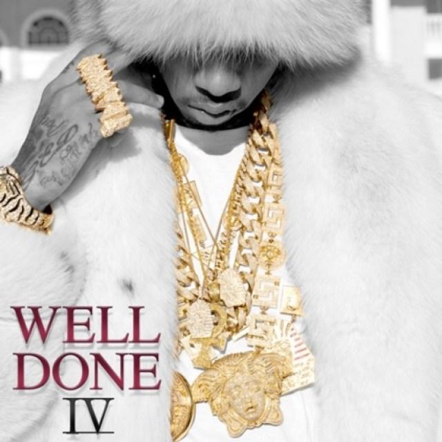 Tyga 'Well Done 4' Mixtape