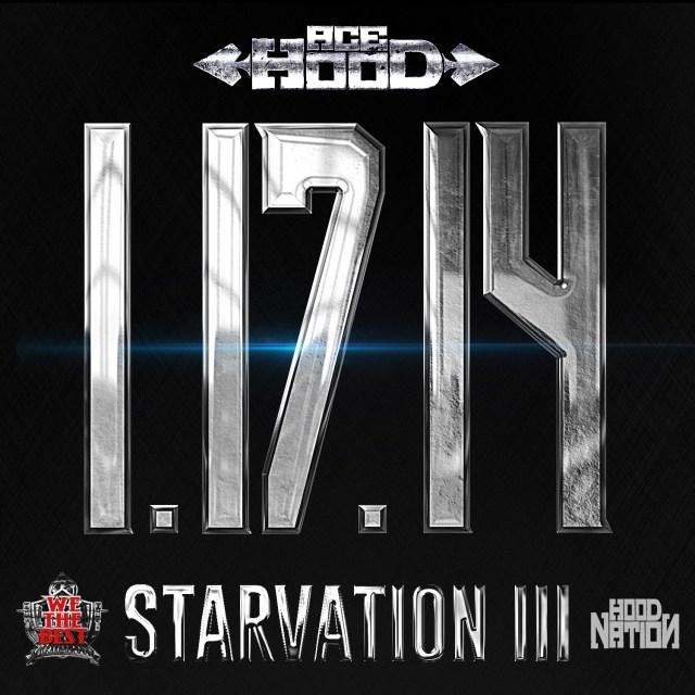 Ace Hood Announces 'Starvation III'