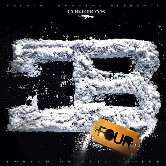 French Montana Coke Boys 4 Mixtape