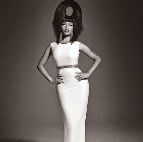 Nicki Minaj x  Vogue Italia (3)