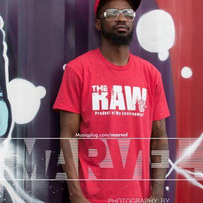 Marvel The Raw Social Promo