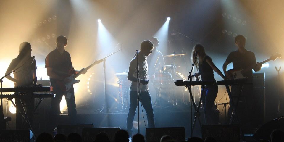 Les Transmusicales 2010 à la salle de la Cité